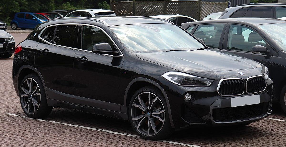 BMW X2 - Wikipedia