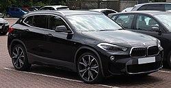 2018 BMW X2 xDrive 20d M Sport X Automatic 2.0 Front.jpg