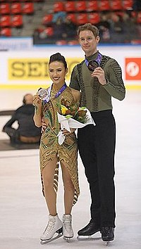 2019 Internationaux de France Saturday medals ice dance 8D9A8043.jpg