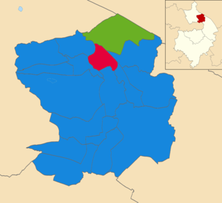 2021 Nuneaton and Bedworth Borough Council election