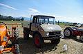 3ème Salon des tracteurs anciens - Moulin de Chiblins - 18082013 - Unimog 421 - 1971 - droite.jpg
