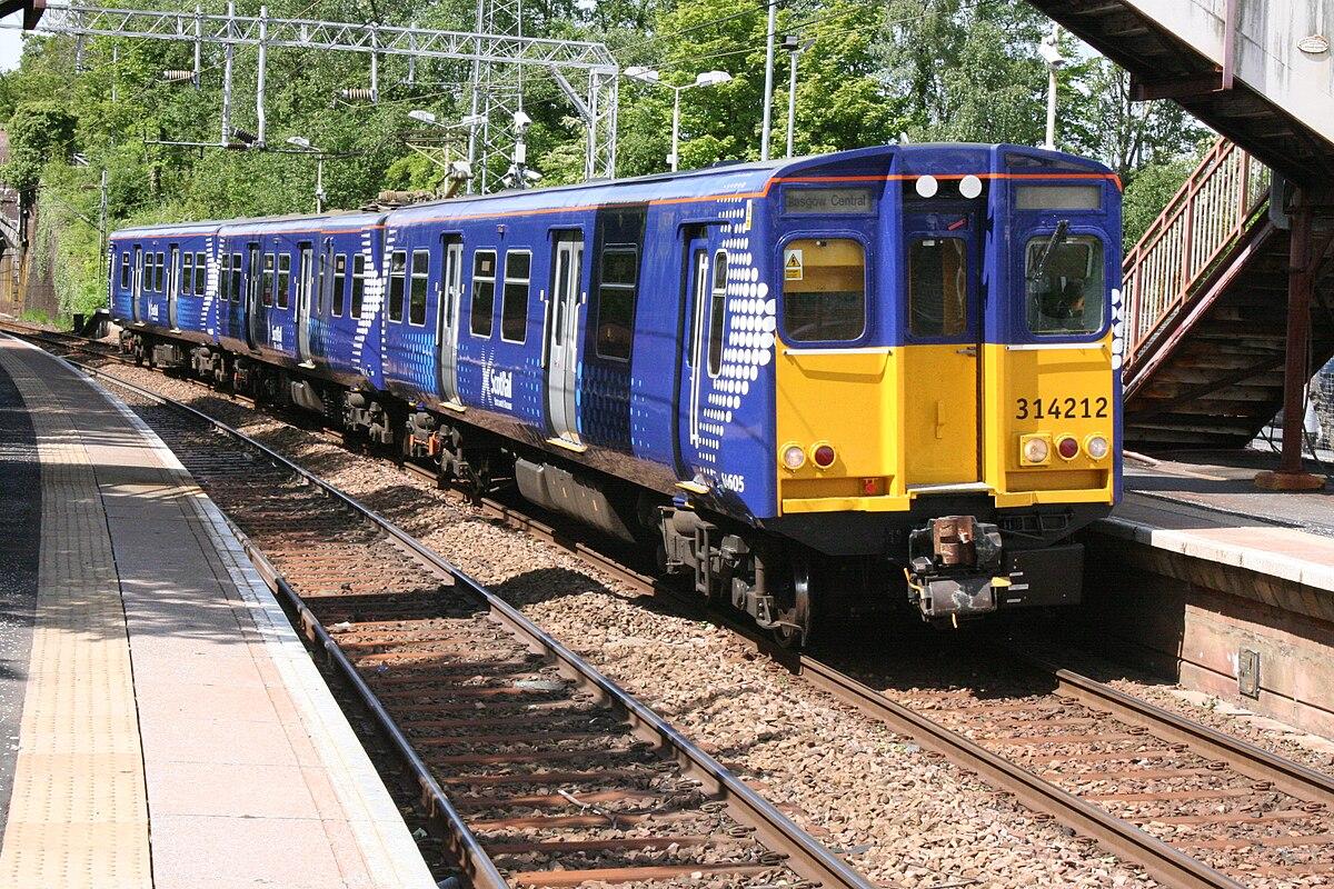 British Rail Class 314
