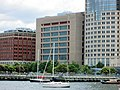 32-54 Hubert Street and 390 and 388 Greenwich Street from Battery Park City North Esplanade.jpg