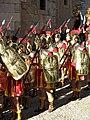 375 Desfilada dels Manaies davant l'església de Sant Lluc (Girona).JPG