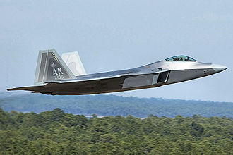 Eleventh Air Force - Image: 3doperationsgroup F22A