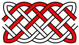 Basket weave knot