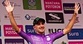 4 Etapa-Vuelta a Colombia 2018-Ciclista Juan Pablo Suarez Lider Puntos.jpg