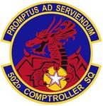 502 Comptroller Sq emblem.png