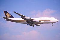 9V-SMJ - A359 - Singapore Airlines