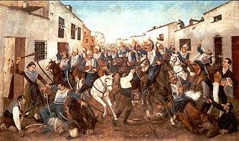 Guerra de la Independencia Española - Wikipedia, la enciclopedia ...