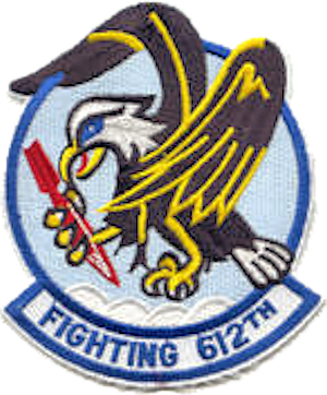 612th Tactical Fighter Squadron - Image: 612th Tactical Fighter Squadron Emblem