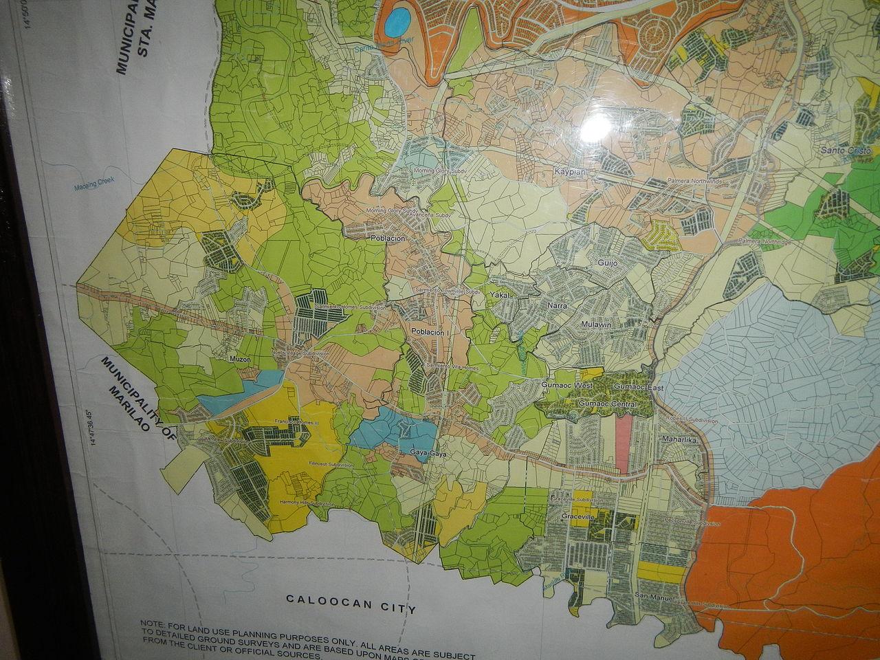 File6226Maps San Jose del Monte City Bulacanjfvf 06JPG Wikimedia