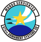 675 Armament Systems Sq emblem.png