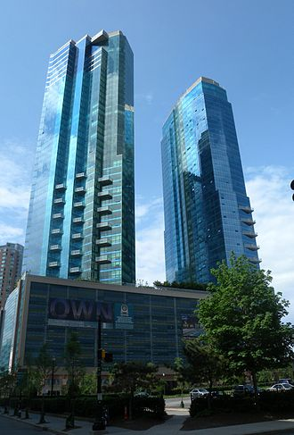 Hudson Greene - 77 Hudson Street (left) and 70 Greene Street (right) (2011)