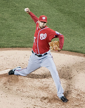 Brian Broderick - Broderick with the Washington Nationals