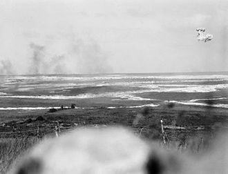 Capture of Fricourt - Image: 7th Division advance Somme 01 07 1916 IWM Q 89