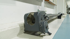 8.8 cm KwK 36 - 8.8 cm KwK 36 at Base Borden Military Museum
