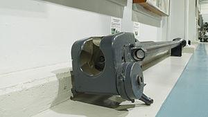 8.8 cm KwK 36 - 8.8 cm KwK 36 at Base Borden Military Museum