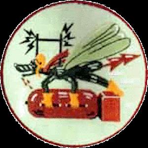 835th Bombardment Squadron - Emblem of the 835th Bombardment Squadron
