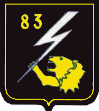 83rd Fighter Aviation Regiment - Unit's badge since the 1990s