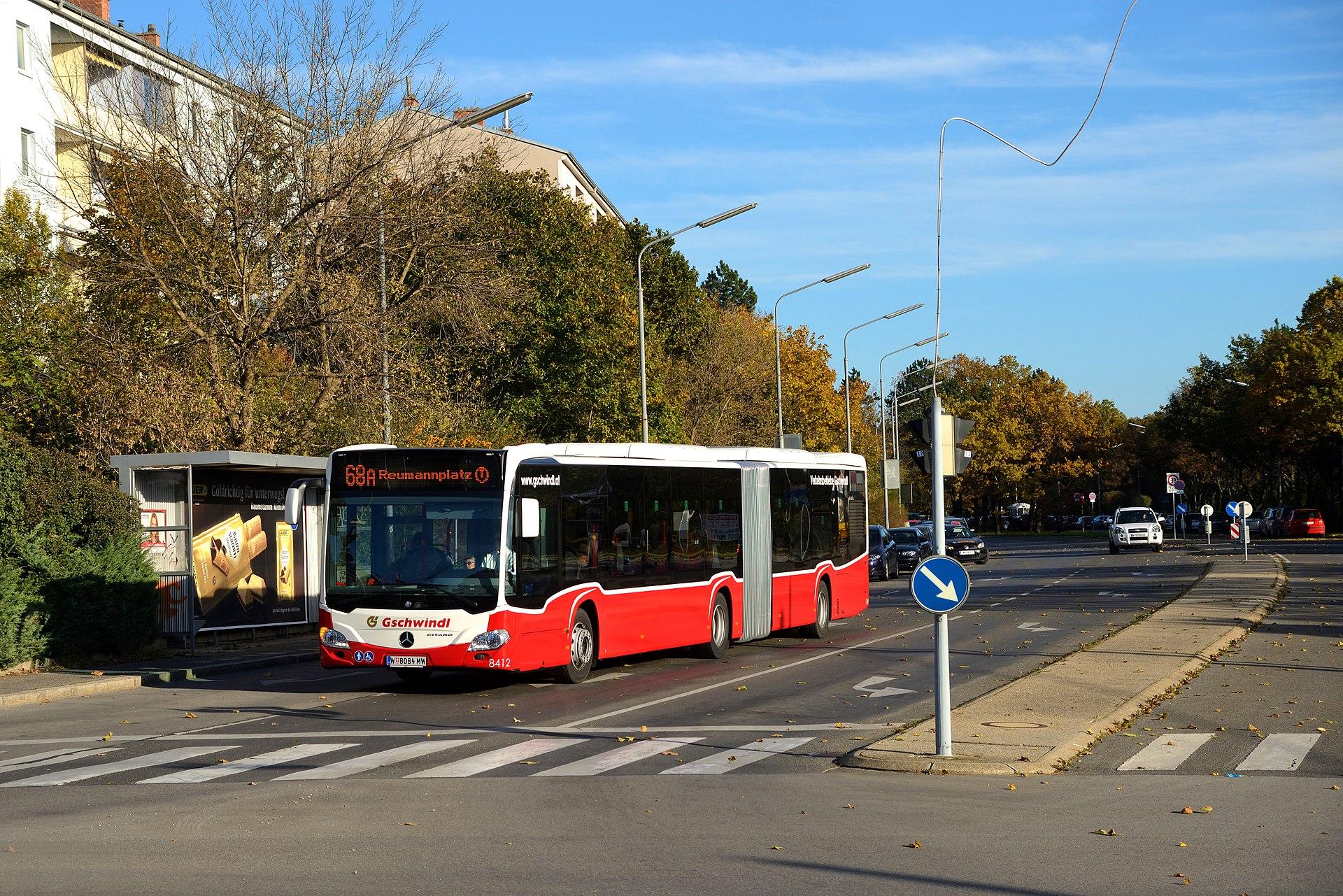 Autobús Citaro