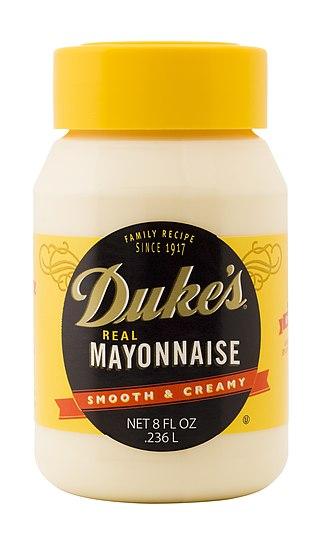 Duke's Mayonnaise - Duke's Mayonnaise