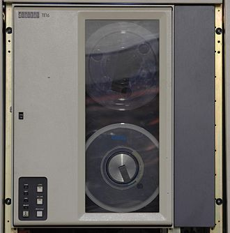 9 track tape - 9 Track tape drive used with DEC minicomputers