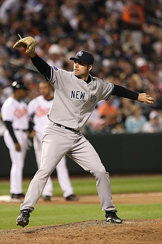 Billy Traber - Traber with the New York Yankees in 2008