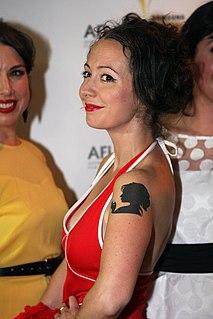 Marieke Hardy Australian writer and broadcaster