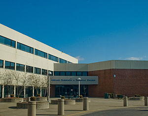 Ashland Community and Technical College - Image: ACTC Main