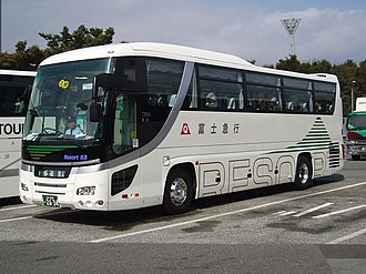 Fuji Kyuko - Fujikyū Bus
