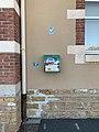 AED sur le mur de la mairie de Tramoyes (septembre 2019).jpg