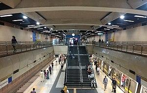 AIIMS metro station