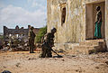 AMISOM Combat Engineers search for IEDs in Kismayo 08 (8093696790).jpg