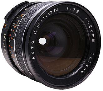 Chinon Industries - AUTO CHINON 28MM