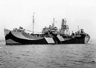 USS <i>Pasig</i> (AW-3) water distilling ship