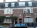 A A Milne - 13 Mallord Street SW3.jpg