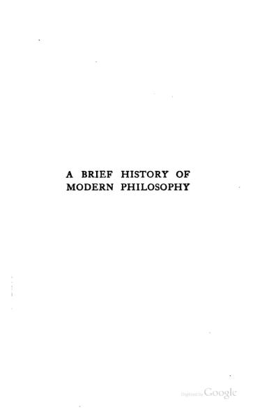 File:A Brief History of Modern Philosophy.djvu