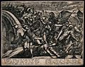 A battle between Cerealis and the Gauls in the Rhineland; th Wellcome V0041591.jpg