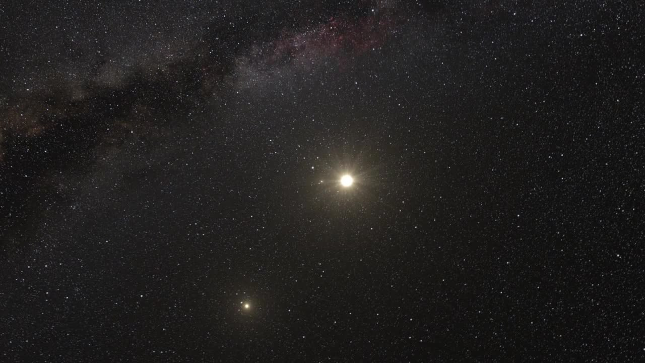 Alpha Centauri Star System - Pics about space