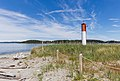 A lighthouse at the end of Sidney Spit (part of Gulf Islands National Park Reserve), Sidney Island, British Columbia, Canada 04.jpg