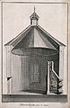 A section of a large chimney used in the manufacture of gunp Wellcome V0023597.jpg