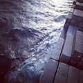 A view from the bridge of Edith Maersk. (7950699770).jpg