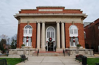 Abbeville County Courthouse United States historic place