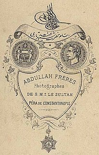 image of Abdullah Frères from wikipedia