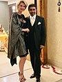 Abhishek Verma and Anca Verma Well dressed party photo.jpg