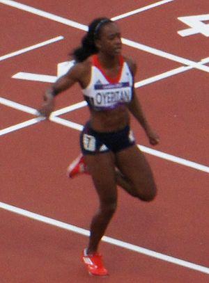 Abiodun Oyepitan - Oyepitan at the 2012 Summer Olympics