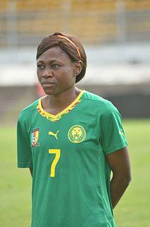 Gabrielle Onguéné Cameroonian footballer
