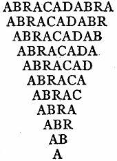 Abracadabra Wikipedia