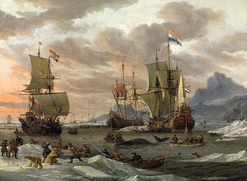 File:Abraham Storck - Walvisvangst in de Poolzee.jpg